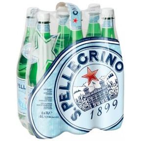 S.Pellegrino Natürliches Mineralwasser Sixpack