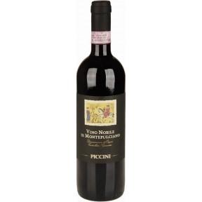 Piccini Vino Nobile Di Montepulciano DOCG Rotwein 2014 0,75 ltr