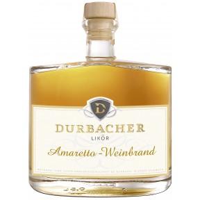 Durbacher Amaretto-Weinbrand Likör 0,5 ltr