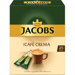 Jacobs Typ Café Crema Sticks 25x 1,8 g