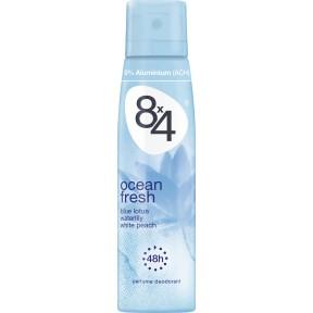 8x4 Deo-Spray Ocean Fresh 150 ml