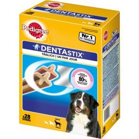 Pedigree Dentastix für große Hunde Multipack 4x 7 Stück