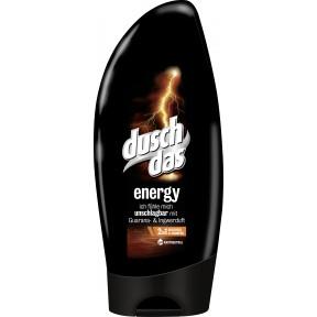 Duschdas 2 in 1 Duschgel & Shampoo Energy