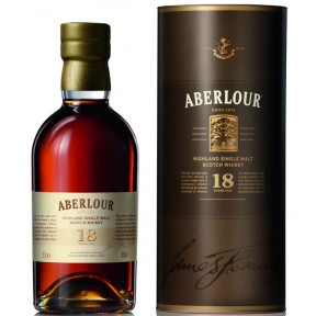 Aberlour 18 Jahre Sherry Cask Single Malt