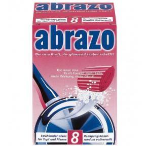 Abrazo Topf & Pfanne Reinigungskissen 8 Stück