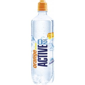 Adelholzener Active O2 Orange Lemon 0,75 ltr PET