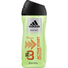 adidas Duschgel 3in1 Active Start Revitalising 250ML