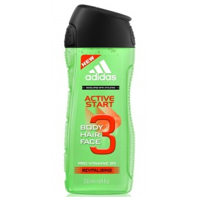 adidas Duschgel 3in1 Active Start 250 ml