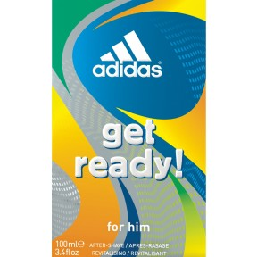adidas After-Shave Get Ready!