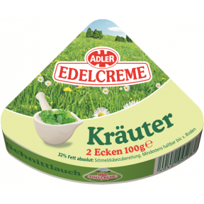 ADLER Edelcreme Kräuter