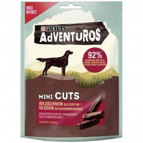 Purina Adventuros Mini Cuts Wildschwein 70G