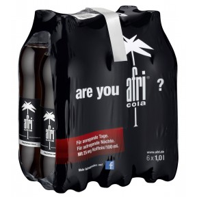afri Cola PET 6x 1 ltr