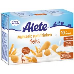 Alete Mahlzeit zum Trinken Keks ab dem 10. Monat