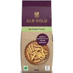 Albgold Bio Dinkel Fusilli 500 g
