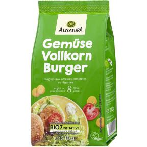 Alnatura Bio Gemüse Vollkorn Burger 210G