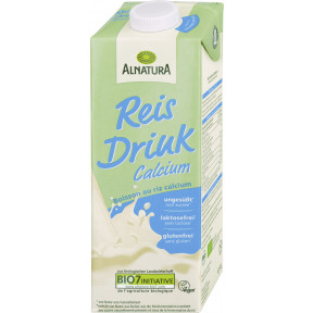 Alnatura Bio Reis Drink Calcium vegan 1 ltr