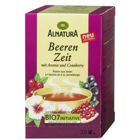 Alnatura Bio Beeren Zeit Tee 20x 2 g