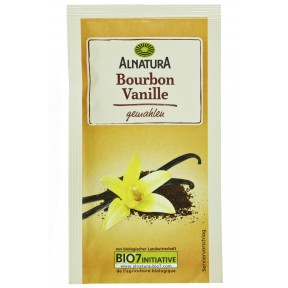 Alnatura Bio Bourbon Vanille gemahlen
