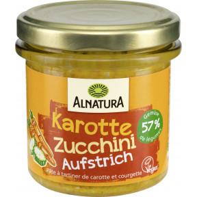 Alnatura Bio Karotte Zucchini Aufstrich 135 g
