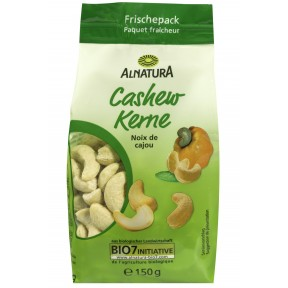 Alnatura Bio Cashew Kerne 150G