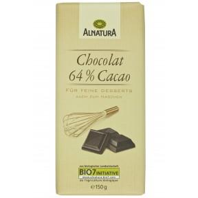 Alnatura Bio Chocolat 64% Kakao