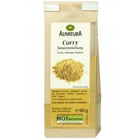 Alnatura Bio Curry Gewürzmischung 60G