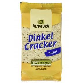 Alnatura Bio Dinkel Cracker natur