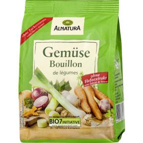 Alnatura Bio Gemüse Bouillon ohne Zusatz von Hefe Nachfüllpackung 290G