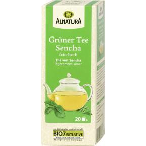 Alnatura Bio Grüner Tee Sencha 20x 1,5G