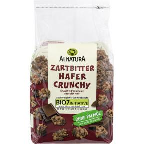 Alnatura Bio Zartbitter Hafer Crunchy 375G