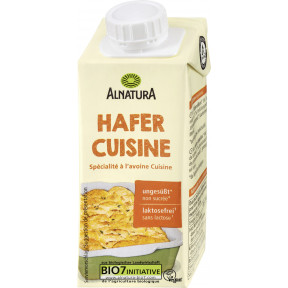 Alnatura Bio Hafer Cuisine 200 ml