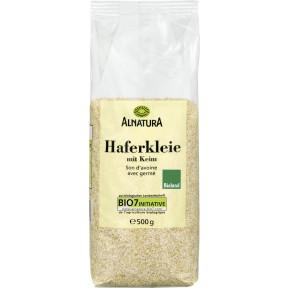 Alnatura Bio Haferkleie mit Keim 500 g