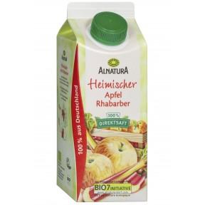 Alnatura Bio Heimischer Apfel Rhabarber Saft