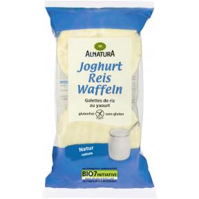 Alnatura Bio Joghurt Reiswaffeln 100G