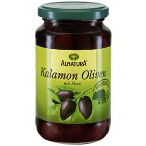 Alnatura Bio Kalamon Oliven mit Stein