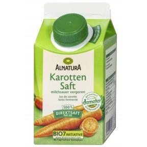 Alnatura Bio Karotten Saft 0,5 ltr