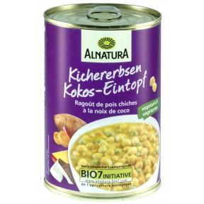 Alnatura Bio Kichererbsen Kokos-Eintopf 400 g