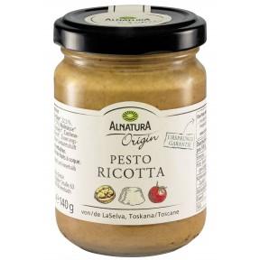 Alnatura Origin Bio Pesto Ricotta