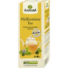 Alnatura Bio Demeter Pfefferminz Tee 20x 1,5G
