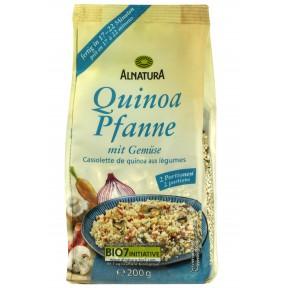 Alnatura Bio Quinoa Pfanne mit Gemüse