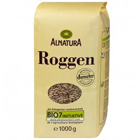 Alnatura Bio Roggen 1KG