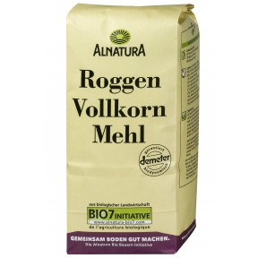 Alnatura Bio Roggenvollkornmehl
