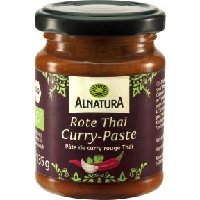 Alnatura Bio Rote Thai Curry-Paste 135G