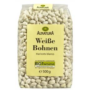 Alnatura Bio Weiße Bohnen groß