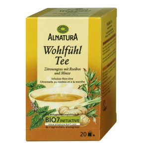 Alnatura Bio Wohlfühl Tee