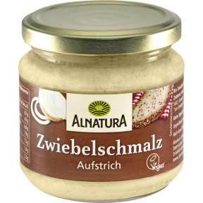 Alnatura Bio Zwiebel-Schmalz Brotaufstrich 165 g