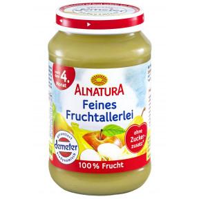 Alnatura Demeter Bio Feines Fruchtallerlei nach dem 4.Monat 190 g