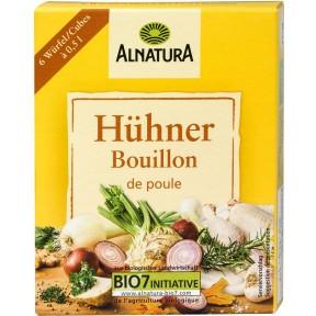 Alnatura Bio Hühner Bouillon 6x 11G