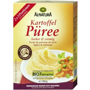 Alnatura Bio Kartoffel Püree locker &cremig