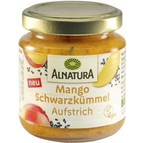 Alnatura Bio Mango Schwarzkümmel Aufstrich 115 g